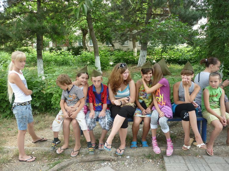 подвижные игры на знакомства в детском лагере